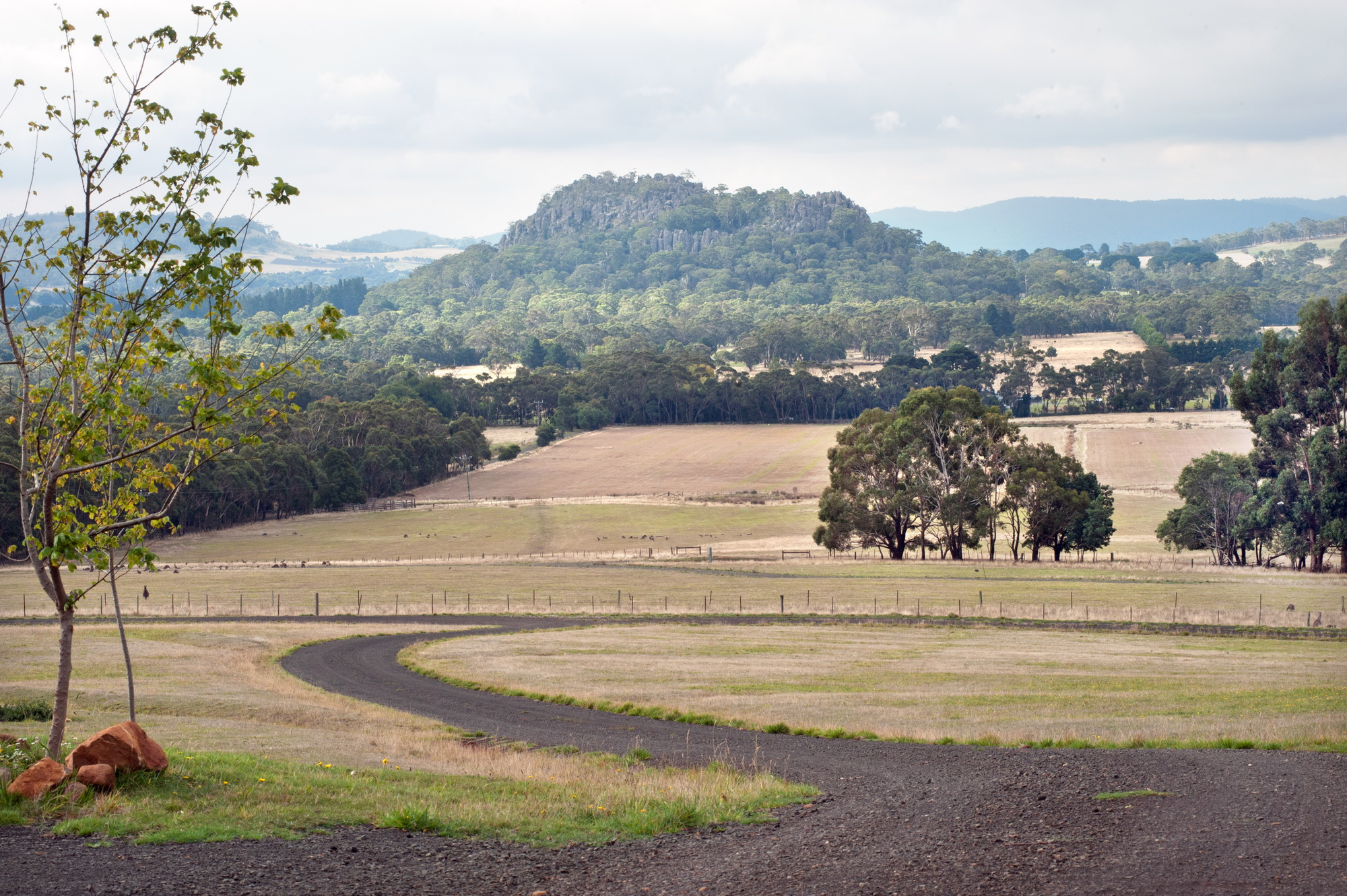Hanging Rock Views, Woodend